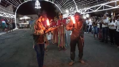 Perpétuo Socorro apresenta Boi de reis na festa dos 66 anos da cidade