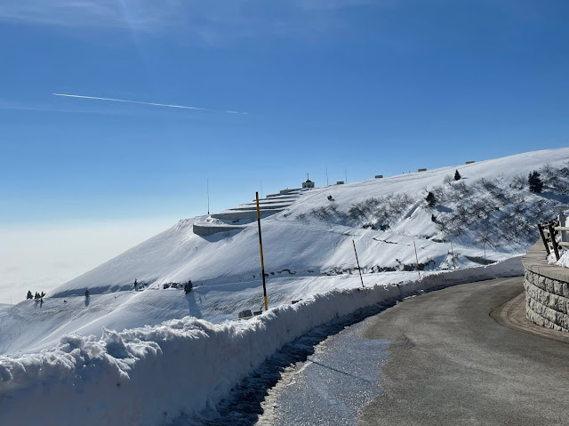Giri in moto invernali