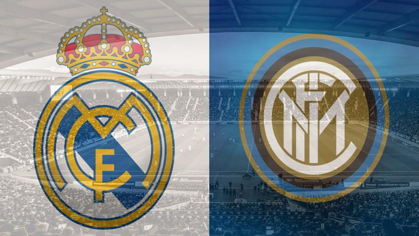موعد مباراة ريال مدريد ضد إنتر ميلان والقنوات الناقلة في قمة مباريات دوري أبطال أوروبا
