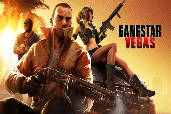تحميل لعبة gangstar vegas للاندرويد مهكرة برابط واحد