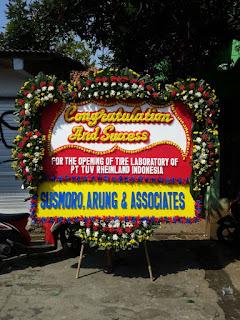 Karangan Bunga Selamat & Sukses Di Petukangan Selatan