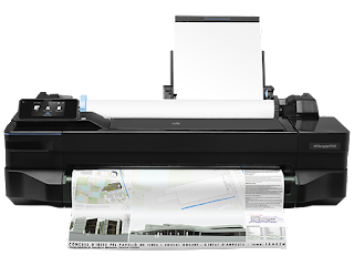 Download HP DesignJet T120 24-in drivers
