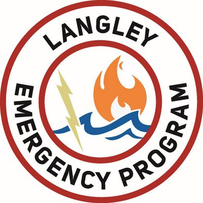Langley Emergency Program Logo