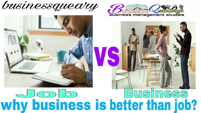 Why Business Is Better Than Job