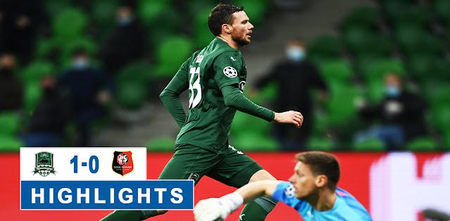 Krasnodar vs Rennes – Highlights