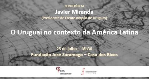 Amanhã, na Fundação José Saramago