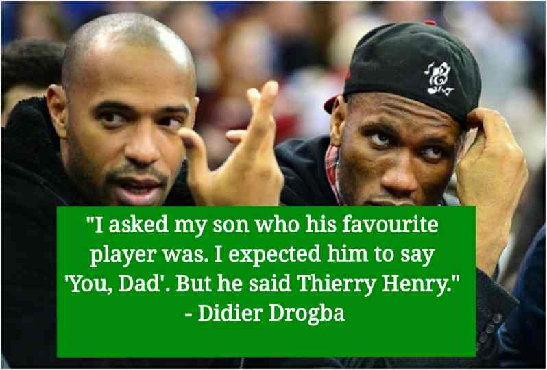 didier drogba quotes