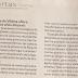 Artículo en Revista Quercus sobre la Laguna de Villena