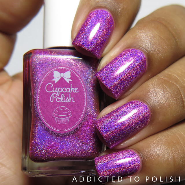 Cupcake Polish Time to Fly Butterfly Collection