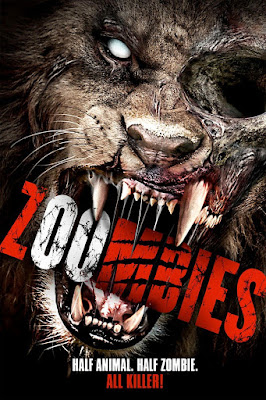 Zoombies 2016 Dual Audio Hindi 480p BluRay 280MB