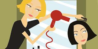 Kuaför Mesleğinin İngilizce Tanıtımı (Hairdresser)