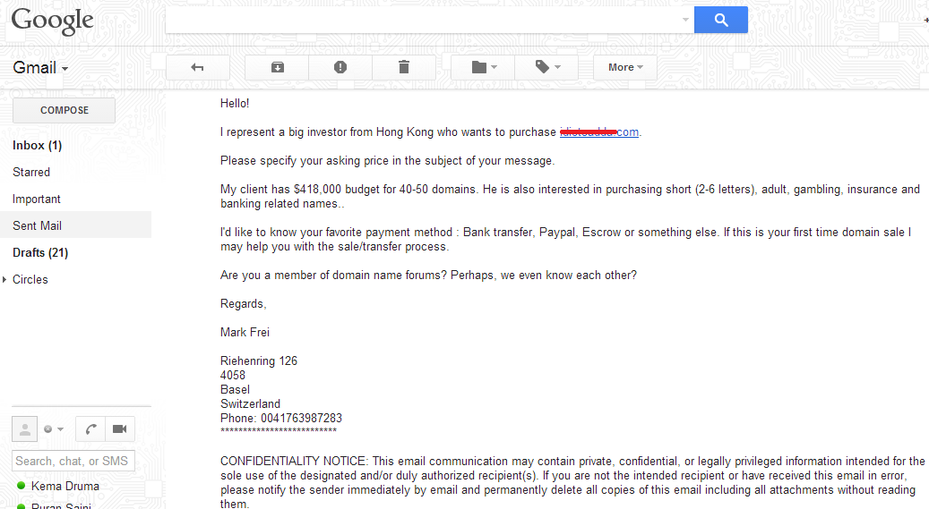 Indians Living In Usa Email Addresess Mail: Exposing Indian Call Center Scam: New Scam: ICANN