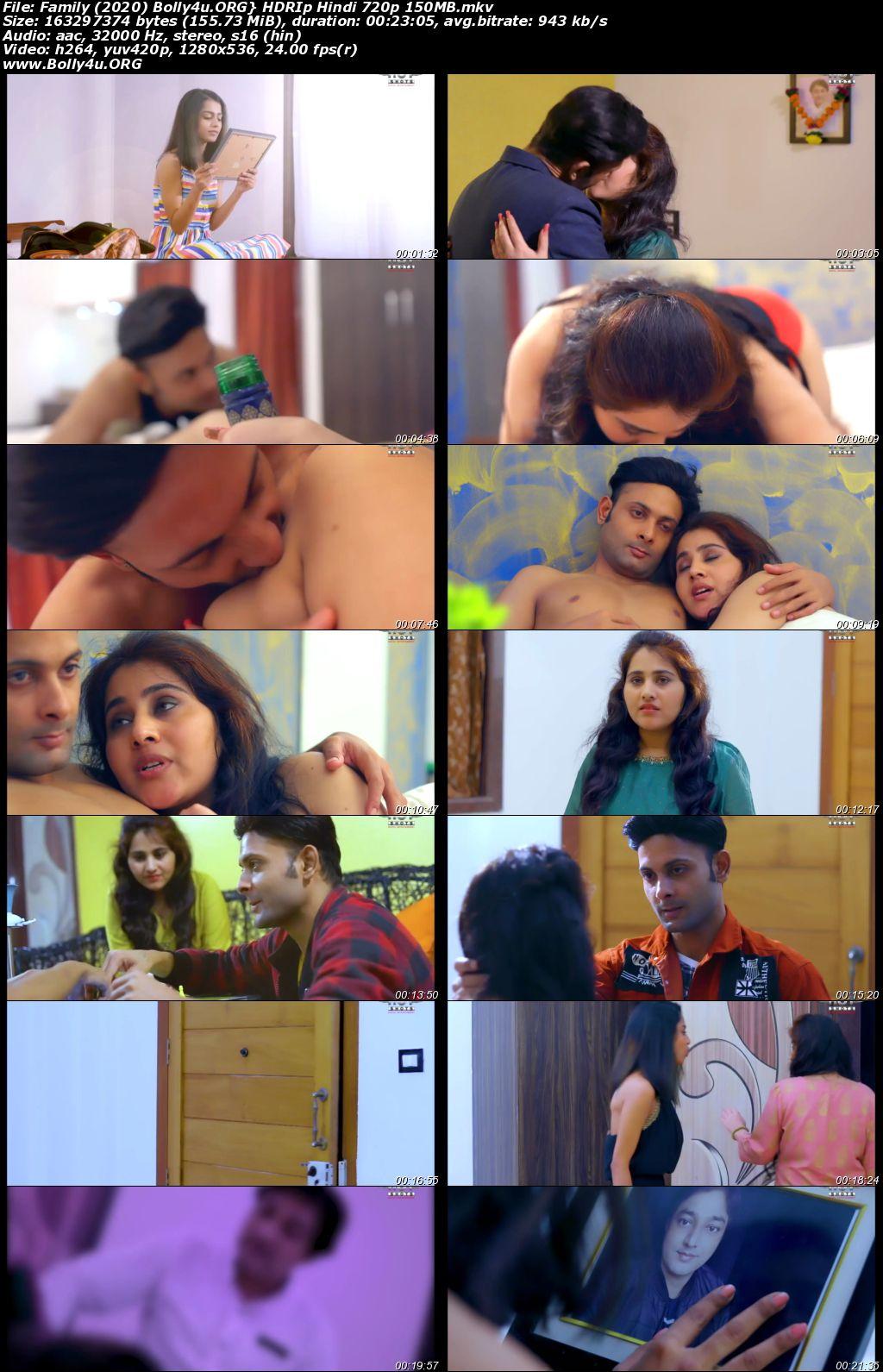 Family 2020 HDRip 150Mb Hindi Episode 720p Download