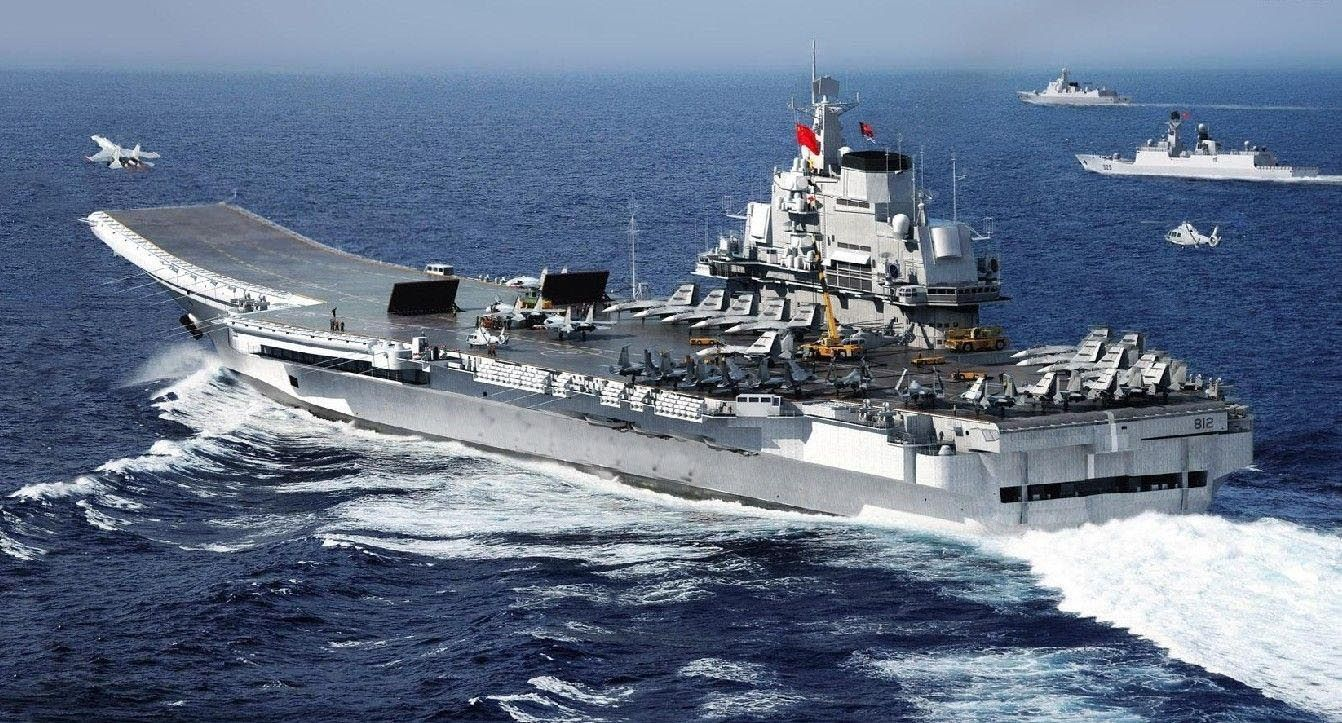 Life of Soldiers: China can station carrier in Gwadar if US