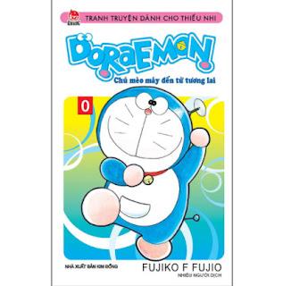 Doraemon - Chú Mèo Máy Đến Từ Tương Lai Tập 0 [Tặng Kèm Bookmark] ebook PDF EPUB AWZ3 PRC MOBI