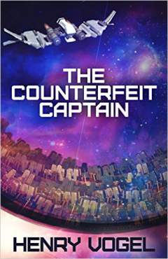 The Counterfeit Captain by Henry Vogel cover image