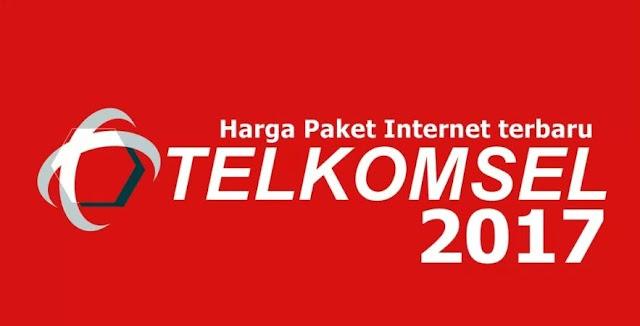 Harga dan Daftar Paket Internet Telkomsel Murah Maret - April 2017