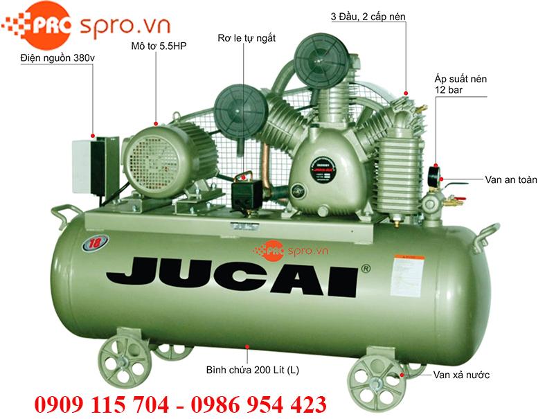 Máy nén khí nào dùng để rửa xe, dùng cho tiệm rửa xe máy, ô tô
