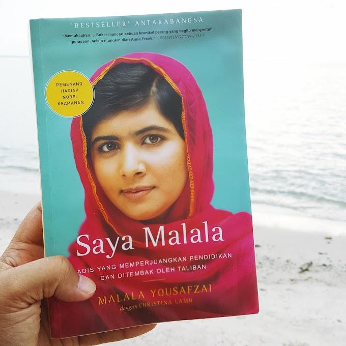 [Buku] Saya Malala (Malala Yousafzai)