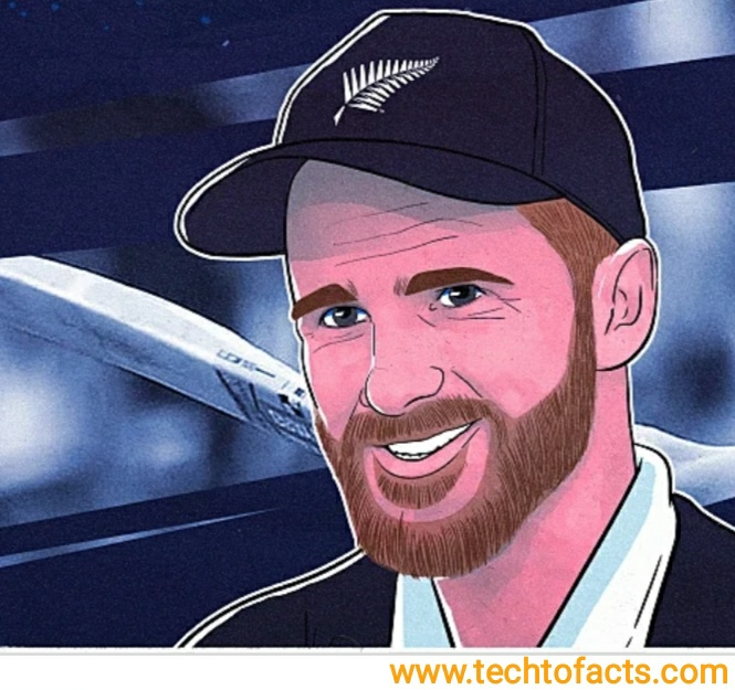 What is the monthly income of Kane Williamson?