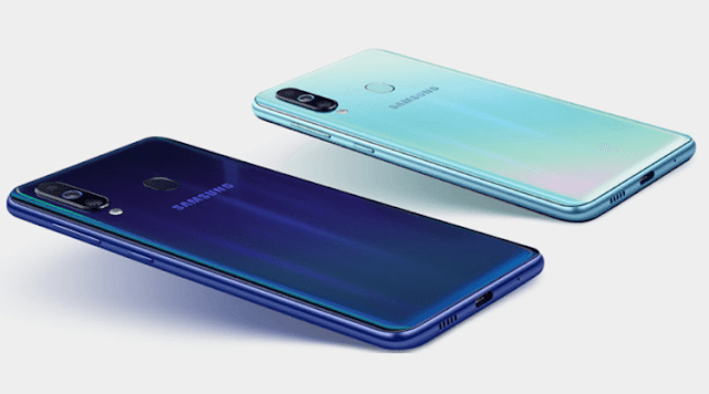 Samsung Galaxy M40 with Infinity-O display and Snapdragon 675 now official