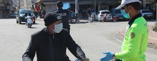 ولاية تركية تدخل حظر كامل بسبب فايروس كورونا