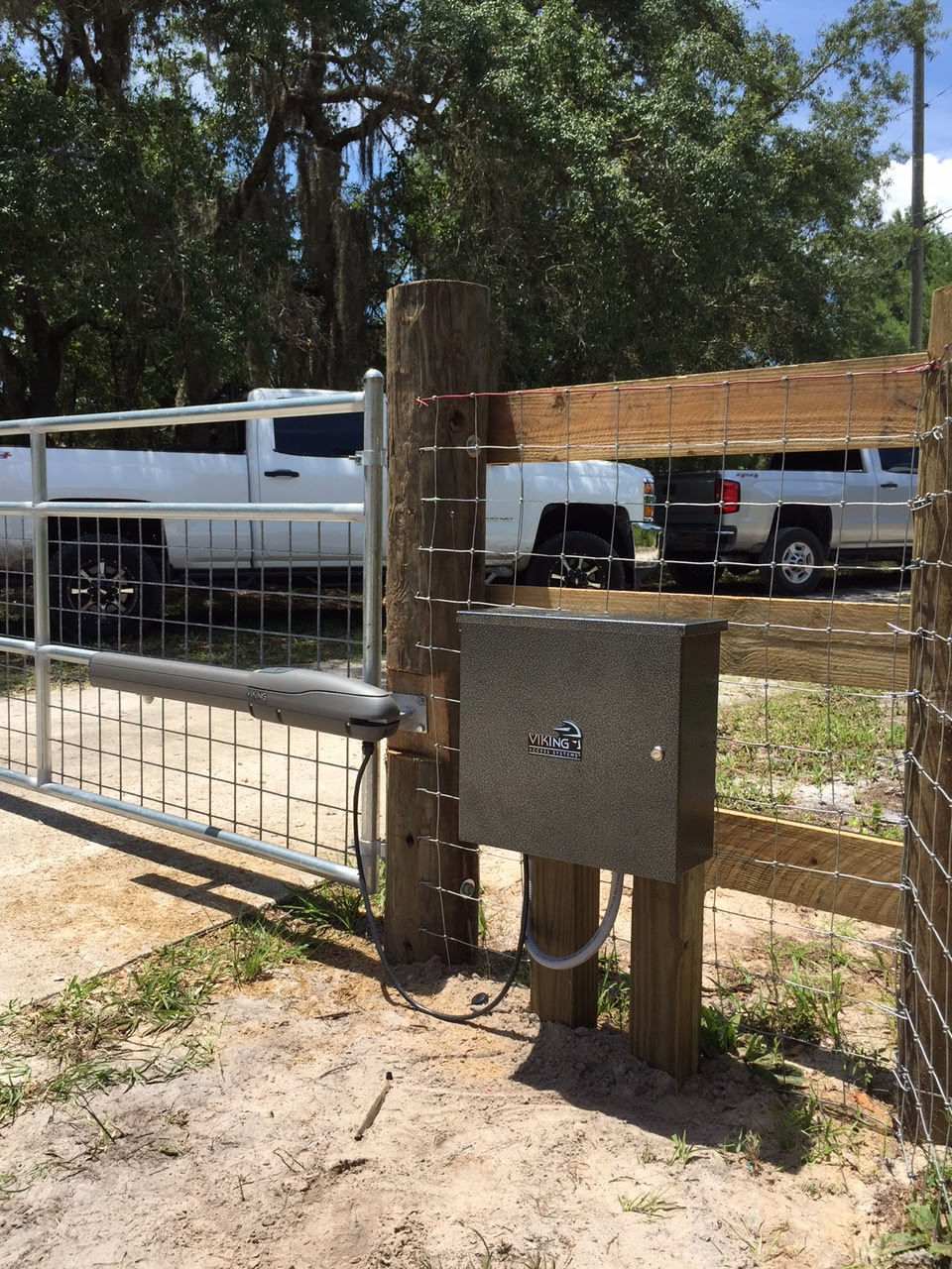 Gate Operator Reviews Review Opener Viking Access Systems Custom Control