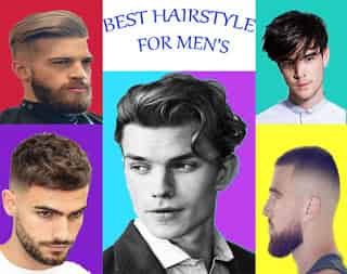 The 8 Best hairstyles for men. That suits every man. - Types - fashion fitify.