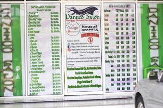 Daniico Salon Semarang Sedia Rambut Sambungan Dan Sulam Alis