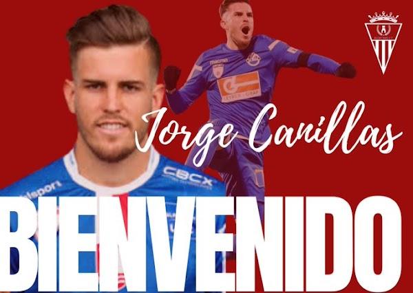 Oficial: Algeciras CF, firma Canillas