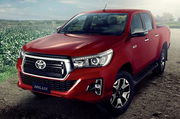 Ficha Técnica Toyota Hilux SR 6 M/T (2020)