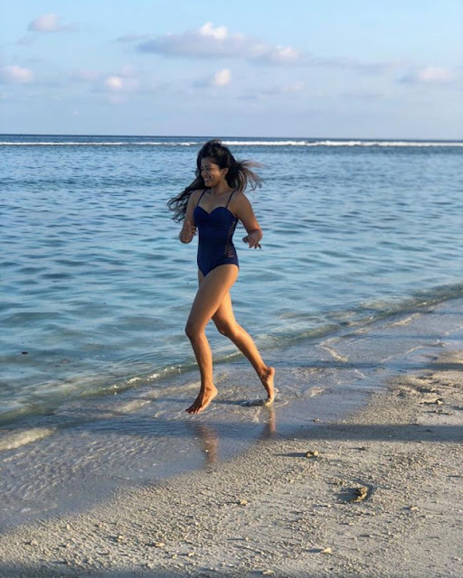 Actress Siddhi Idnani Latest Stills In Bikini Actress Trend