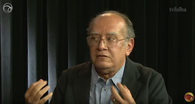 Gilmar Mendes na TV Folha