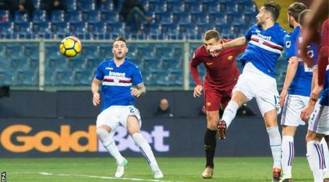 DIRETTA ROMA-SAMPDORIA Streaming: dove vedere VIDEO TV e LIVE Online