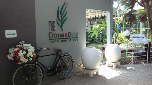 Lowongan Pati The Dona & Doni Resto, Pool & Spa adalah sebuah restoran dengan konsep family garden resto. DIBUTUHKAN SEGERA