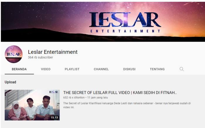 Leslar Entertainment - YTB