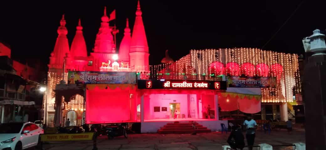 आज से होगा ऐतिहासिक श्री रामलीला के भव्य मंचन का शुभारंभ