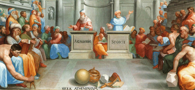 Filosofía estoica. 20 estrategias