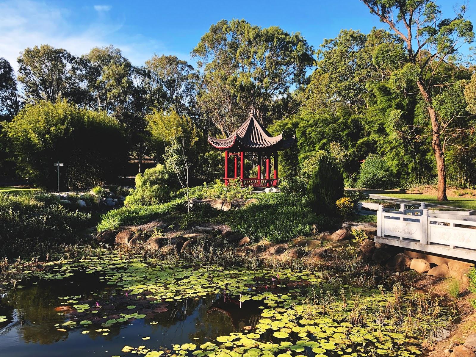 Bundaberg Botanic Park - Chinese Friendship Garden