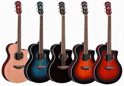 Gitar Akustik Terbaru
