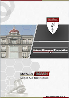 Cover Jakarta-Desain Company Profile LBH Mawar Saron