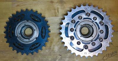 Atom tandem Freewheel