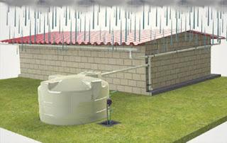 Comparte CDMX guía para captar agua de lluvia en casa