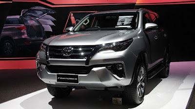 Daftar Harga Kredit Toyota Fortuner