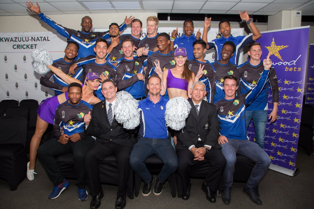 Hollywoodbets KZN Inland Cricket team - Africa T20 Cup