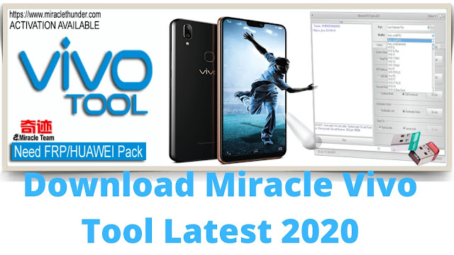 Free Download Miracle VIVO Tool Free With Pack Latest Setup 2020