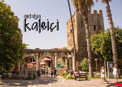Jalan – Jalan Di Old Town Kaleici Antalya Turki