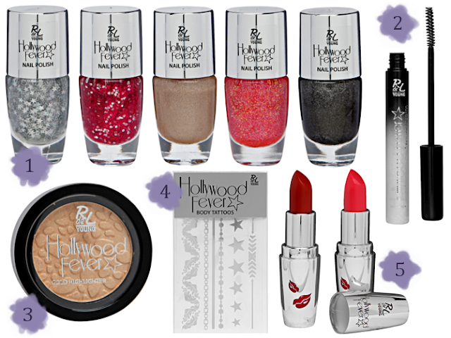 Preview Rival de Loop Young Hollywood Fever - Limited Edition (LE) - November 2015