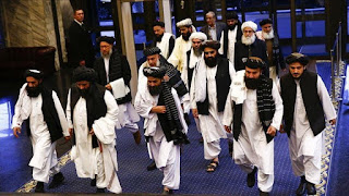 اتفاق سلام بين طالبان وواشنطن ينهي 19 عاما من الوجود الامريكي في افغانستان