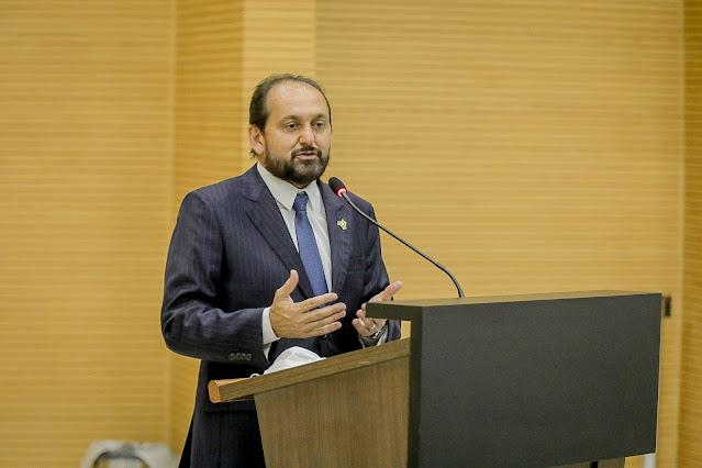 Deputado Laerte Gomes requer ao DER estadualização das Linhas 612 e 613 em Vale do Paraíso